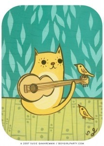cat bird susie ghahremani