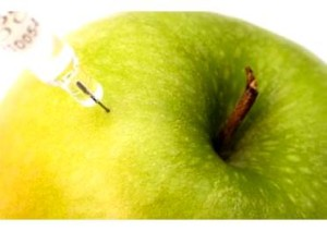 injection-and-apple